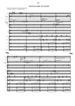 4th Movement from 'Little Match girl' – score